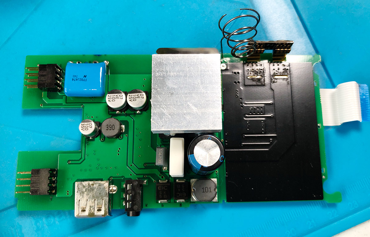AD200 E1/E3 Main Drive Board Repair