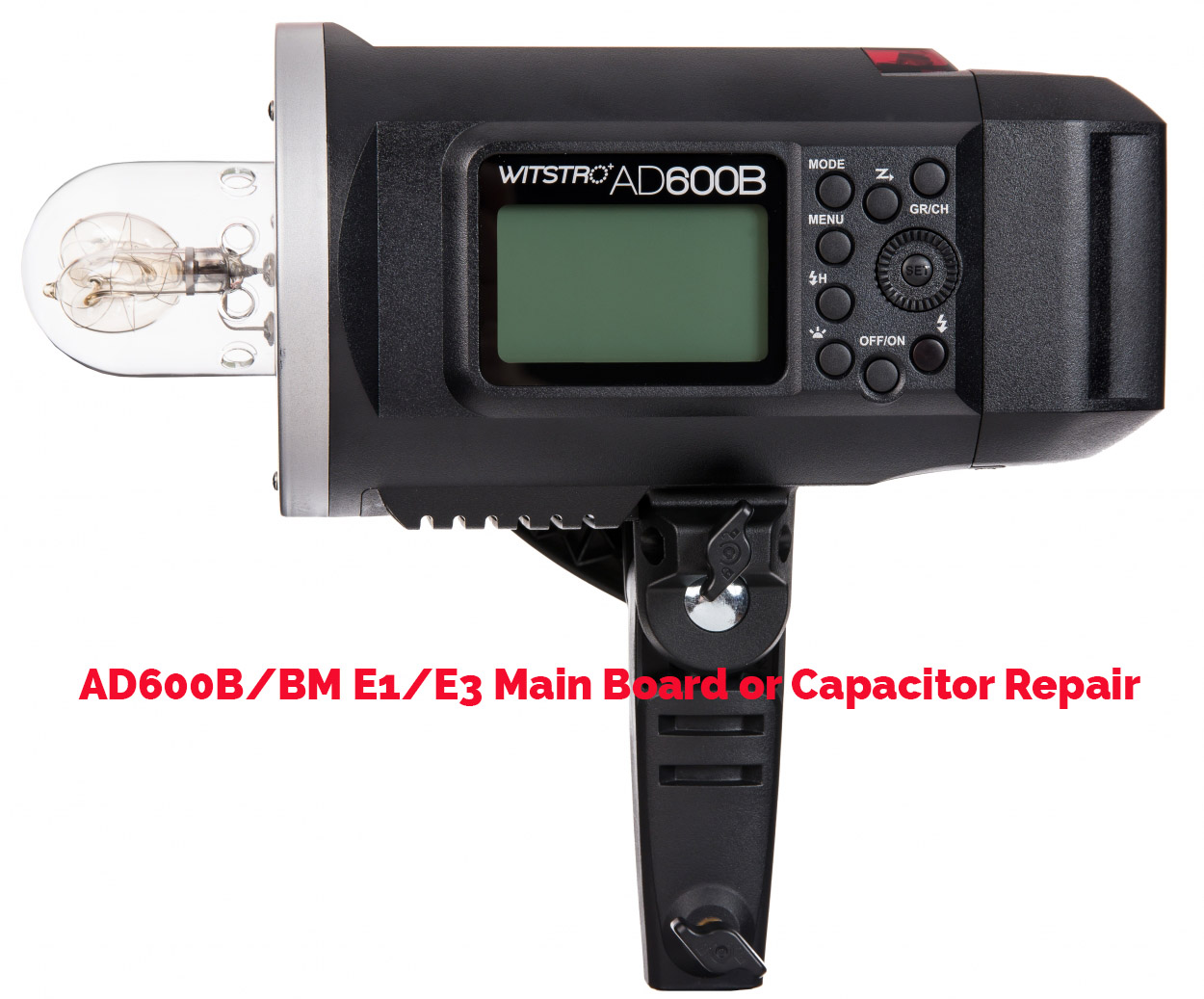 AD600B/BM E1/E3 Main Drive or Capacitor Repair