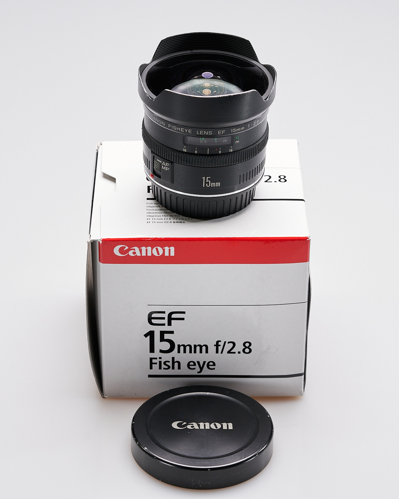 Canon 15mm 2.8L Fisheye