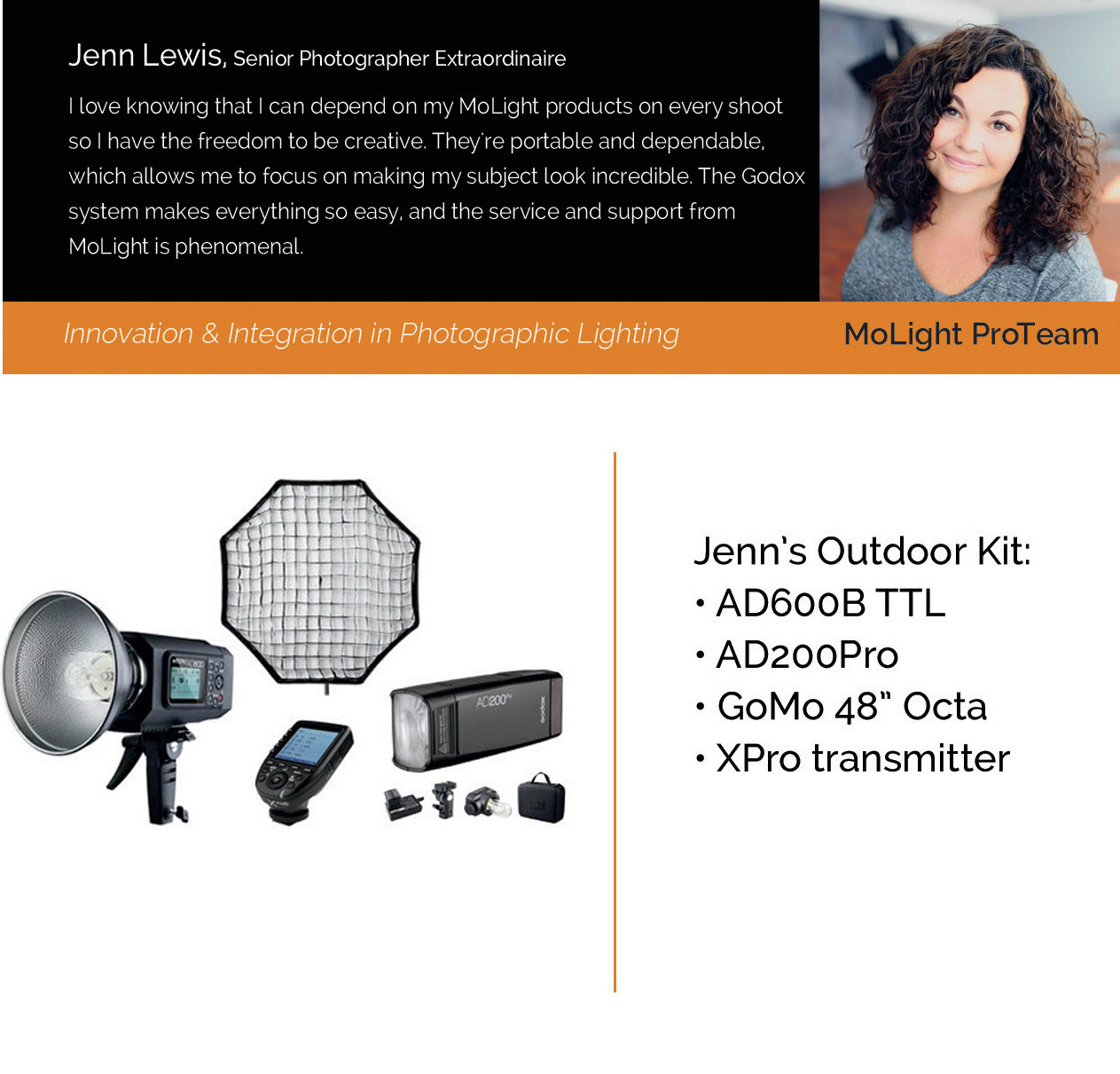Pro Kit: Jenn Lewis outdoor