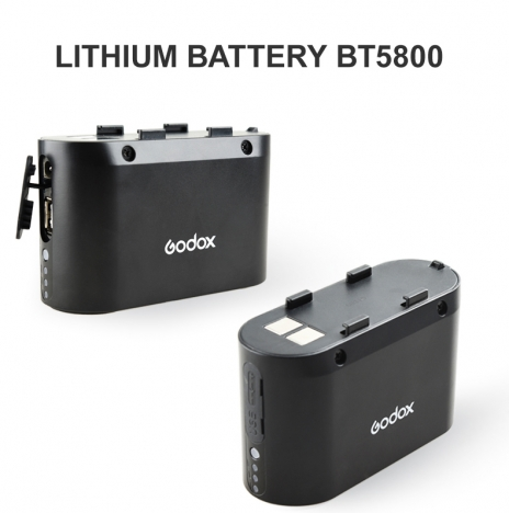 BT5800 Battery for AD360/360II