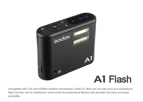 Godox A1 Flash/LED for Smartphones