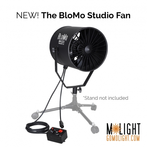 BloMo Studio Fan