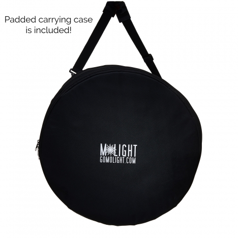 "22"" Beauty Dish Padded Carrying Bag"