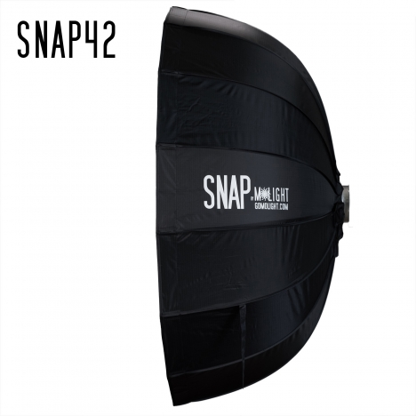 "SNAP42 - 42"" Parabolic Softbox"