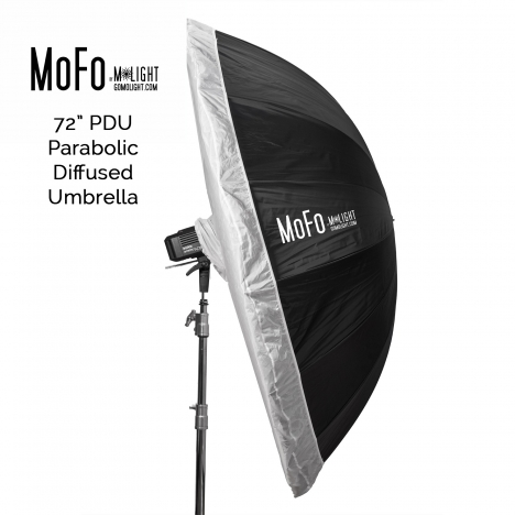 "MoFo 72"" PDU - Parabolic Diffused Umbrella"