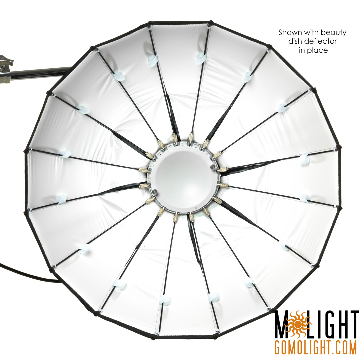Mobd Portable 30 Beauty Dish Softbox 15900 The Molight Lighting Diagram