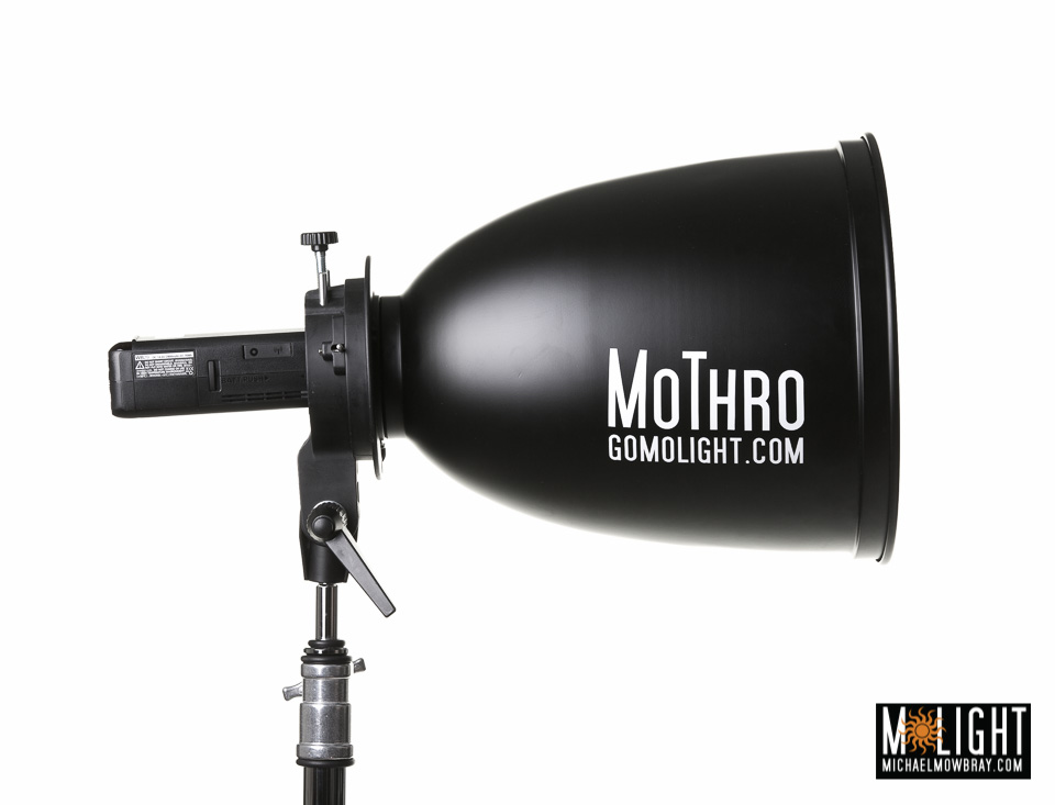 MoThro Long Throw Reflector