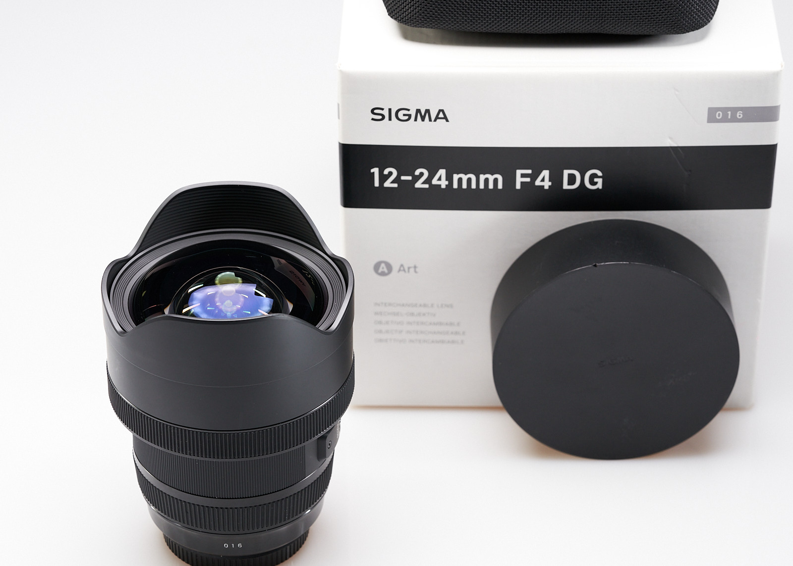 Sigma Art 12-24 f4 for Canon