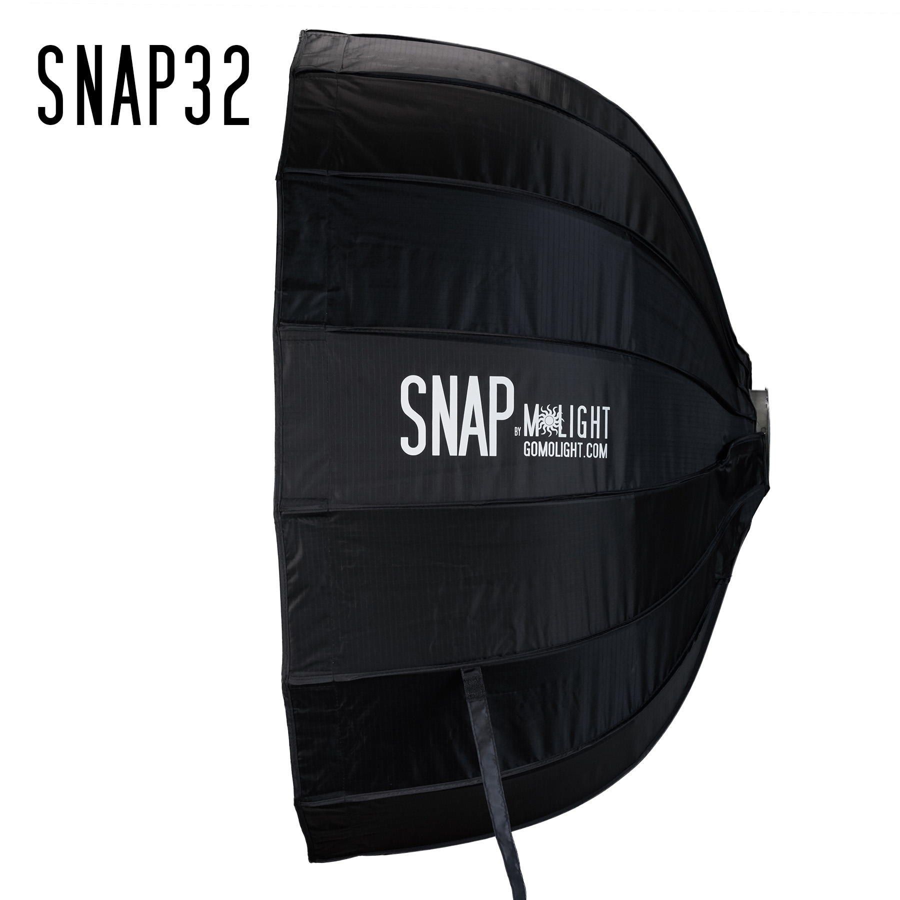 "SNAP32 - 32"" Parabolic Softbox"