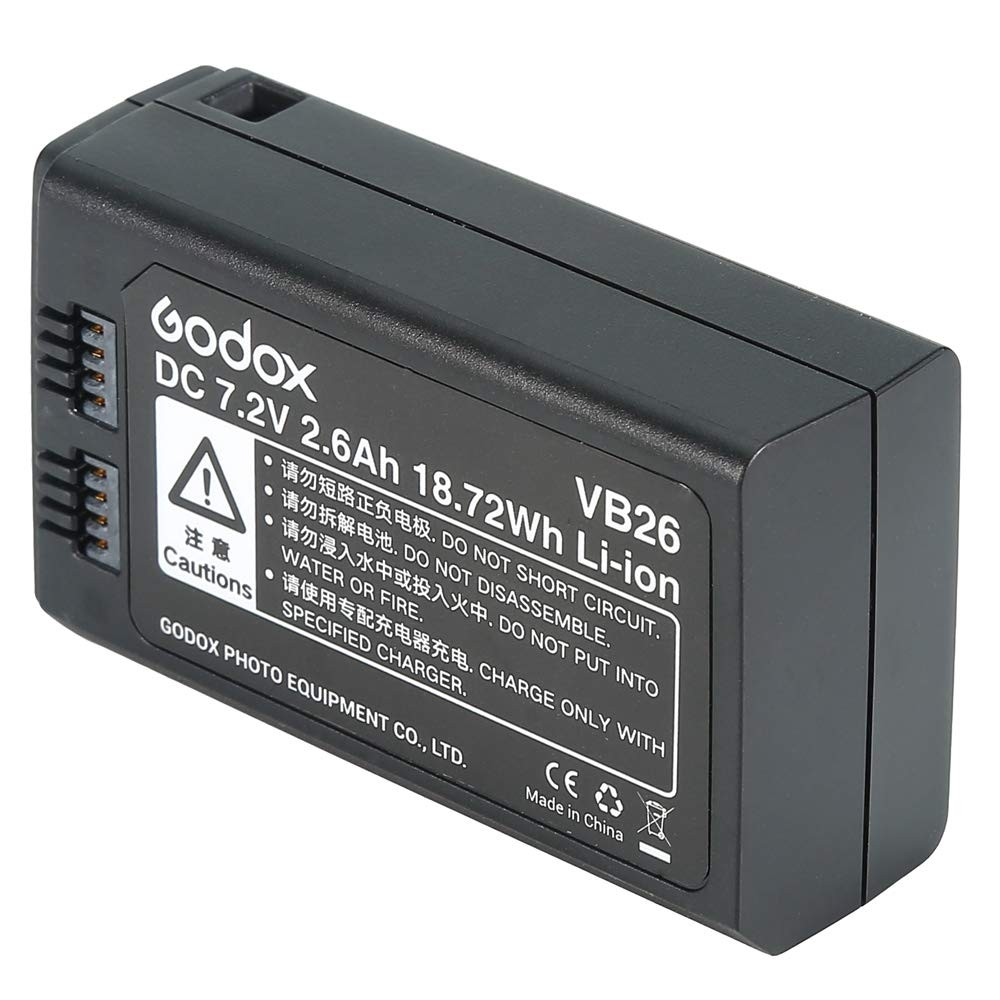 Godox VB26 battery for V1 flash